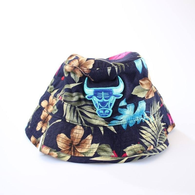 Chicago Bulls Wildflower Bucket Hat 58/60CM