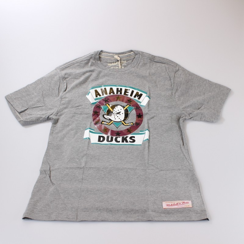 Anaheim Ducks Star Circle T-Shirt