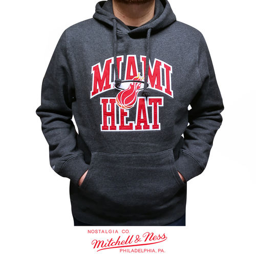 Miami Heat -huppari, Mitchell & Ness
