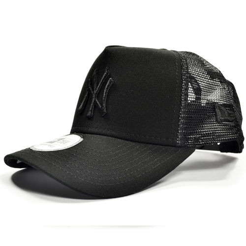 New York Yankees Black Trucker, New Era