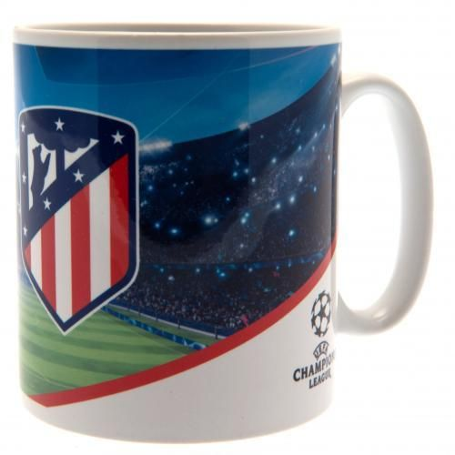 Atletico Madrid Champions League -muki