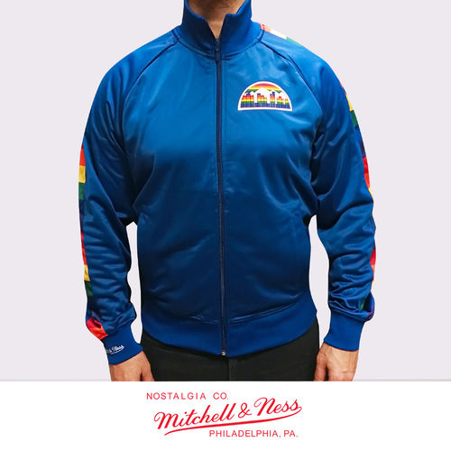 Denver Nuggets Track Jacket