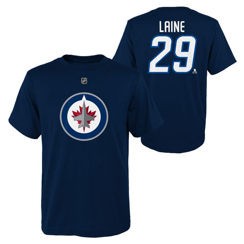 Winnipeg Jets Patrik Laine t-shirt, Youth.