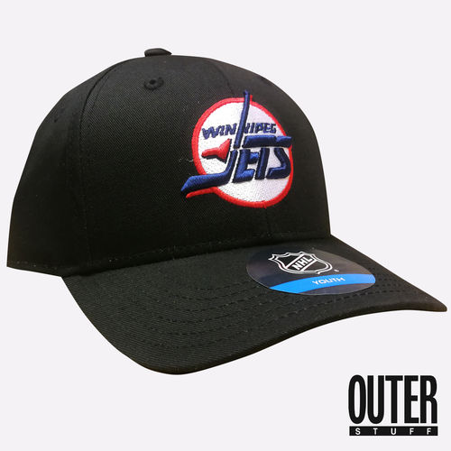 Winnipeg Jets Retro Logo -lippis, Youth