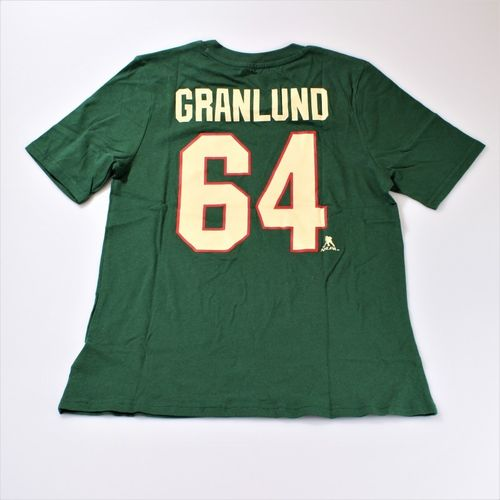 Minnesota Wild t-shirt Granlund, Youth