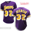 Los Angeles Lakers Mesh Crewneck