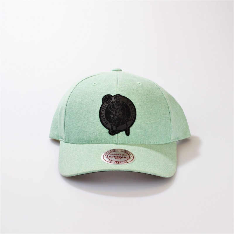 Boston Celtics Curved Snapback