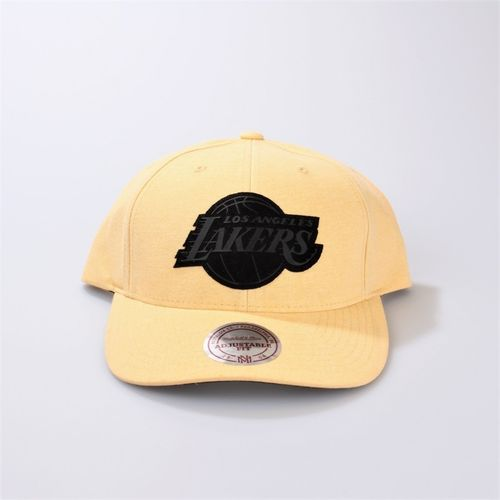 Los Angeles Lakers Curved Snapback