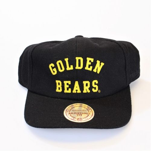 California Golden Bears Curved Strapback