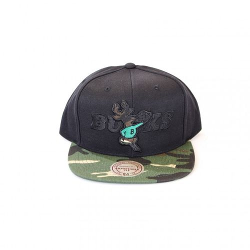 Milwaukee Bucks Snapback