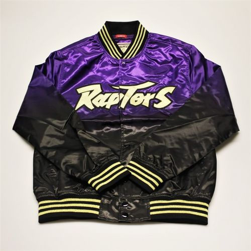 Toronto Raptors Lightweight Satin Jacket