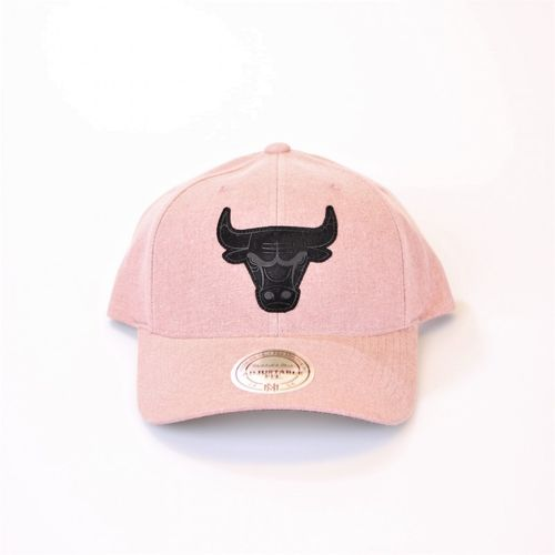 Chicago Bulls Curved Snapback