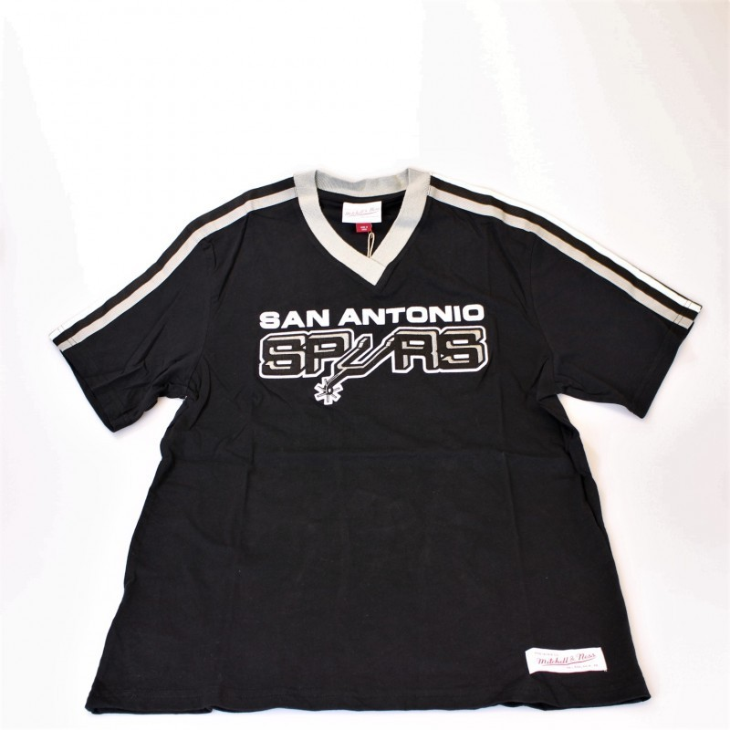 San Antonio Spurs V-Neck T-Shirt
