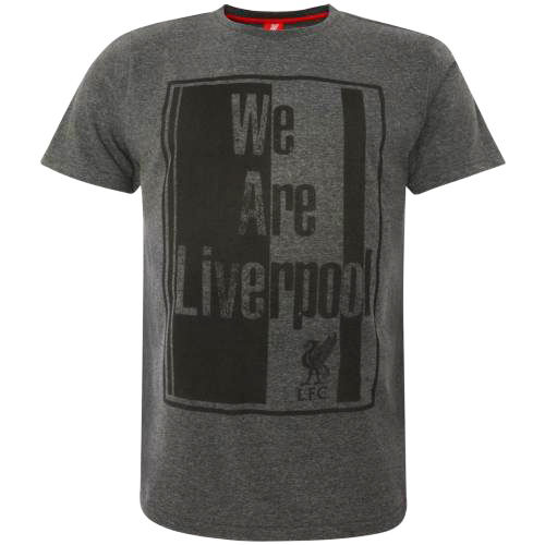 "Liverpool F.C. t-paita ""We are Liverpool"""
