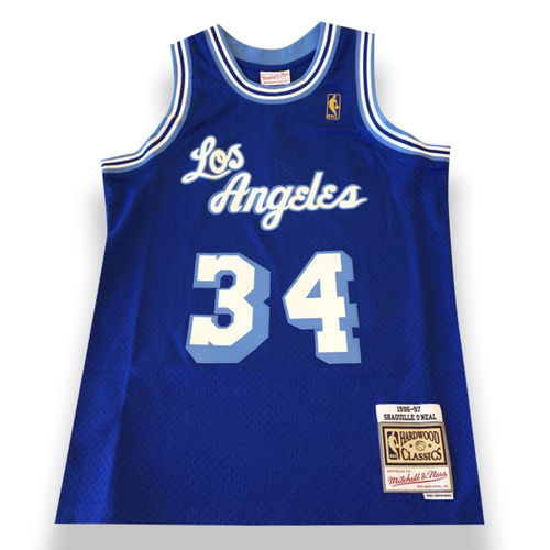 Los Angeles Lakers Shaq O'Neal Swingman Jersey