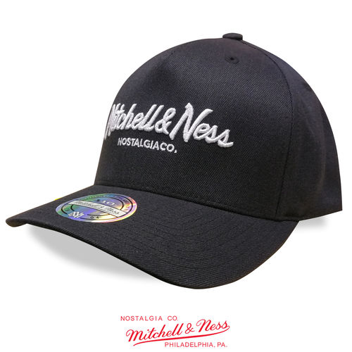 Mitchell & Ness Pinscript Curved 110