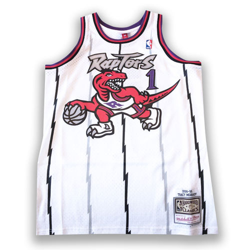 Toronto Raptors Tracy McGrady Swingman Jersey