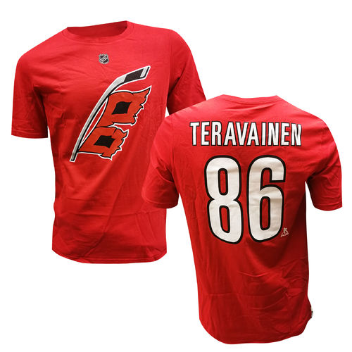 Carolina Hurricanes Teuvo Teräväinen t-shirt, Youth