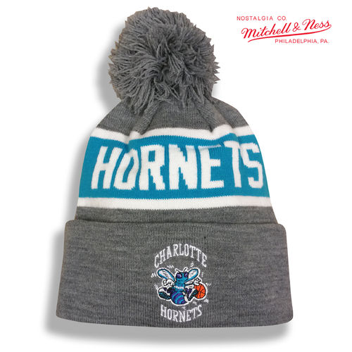 Charlotte Hornets -pipo, Mitchell & Ness