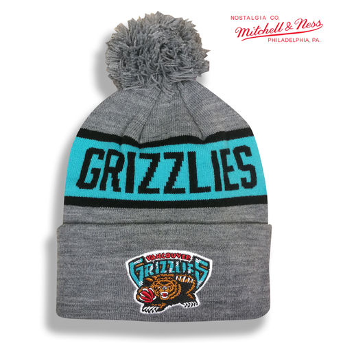 Vancouver Grizzlies -pipo, Mitchell & Ness