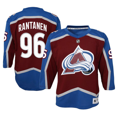Colorado Avalanche Rantanen-pelipaita, Youth