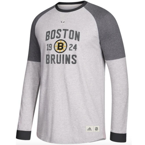 Boston Bruins Longsleeve -paita, Adidas