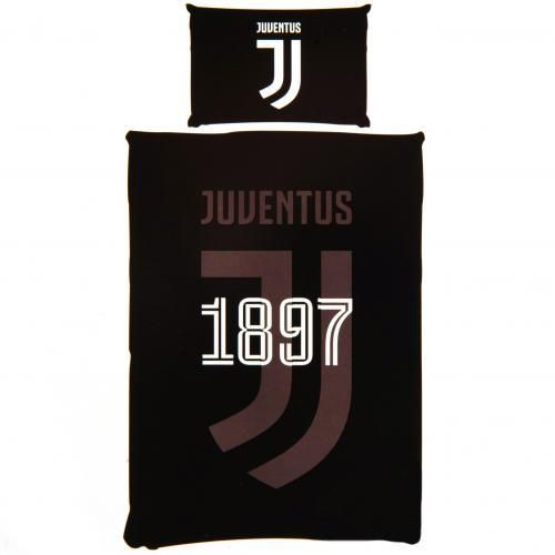 Juventus F.C. Single Duvet Set