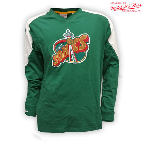Seattle Supersonics Retro Longsleeve