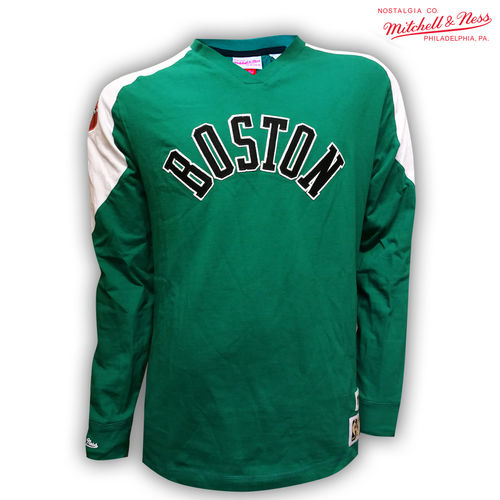 Boston Celtics Retro Longsleeve