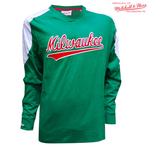 Milwaukee Bucks Retro Longsleeve