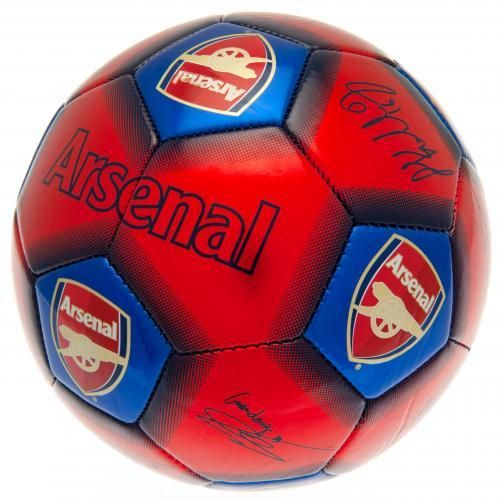 Arsenal F.C. Jalkapallo Signature