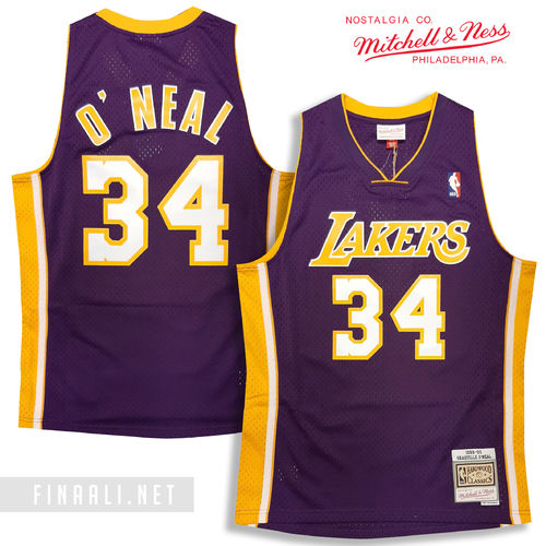 Los Angeles Lakers Shaq O'Neal Swingman -pelipaita