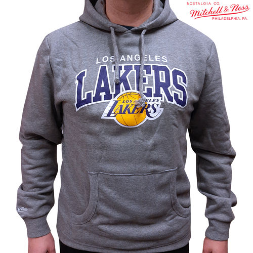 Los Angeles Lakers Hoodie, Mitchell & Ness