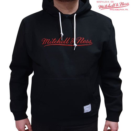 Mitchell & Ness -huppari, Black