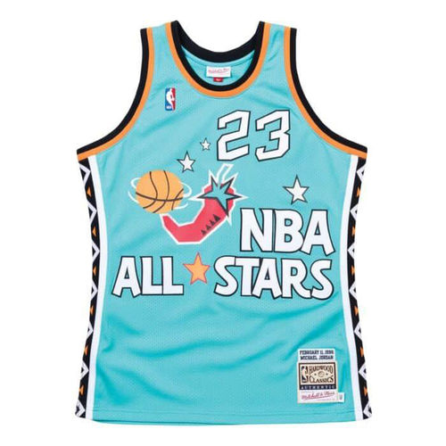 Michael Jordan 1996 Authentic NBA All-Star Jersey
