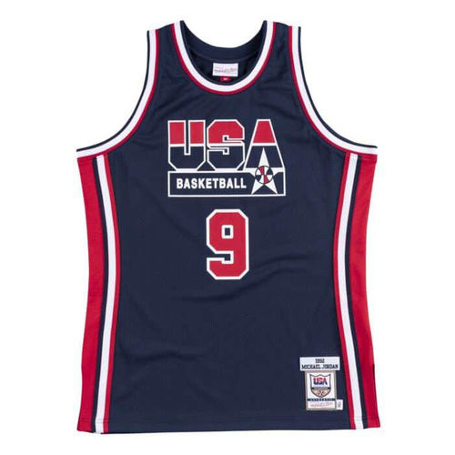 Michael Jordan 1992 Team USA Authentic Jersey