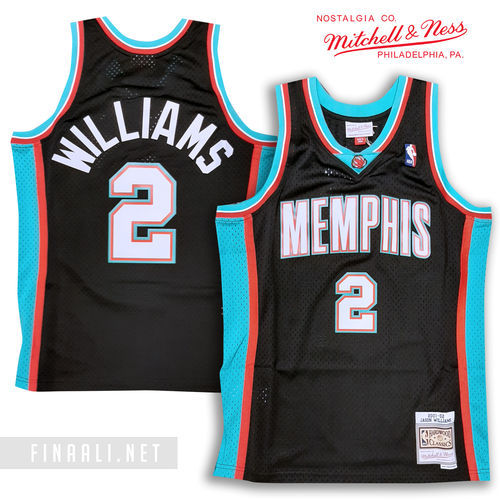 Memphis Grizzlies Williams Swingman -pelipaita
