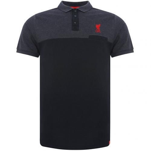 Liverpool FC Block Polo Shirt