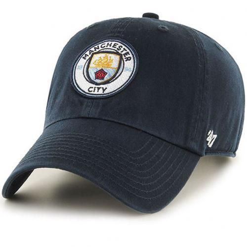 Manchester City F.C. 47 Clean Up Cap NV