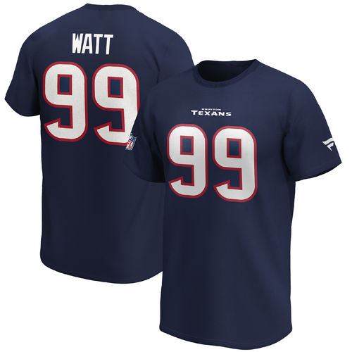 Houston Texans J.J. Watt t-paita