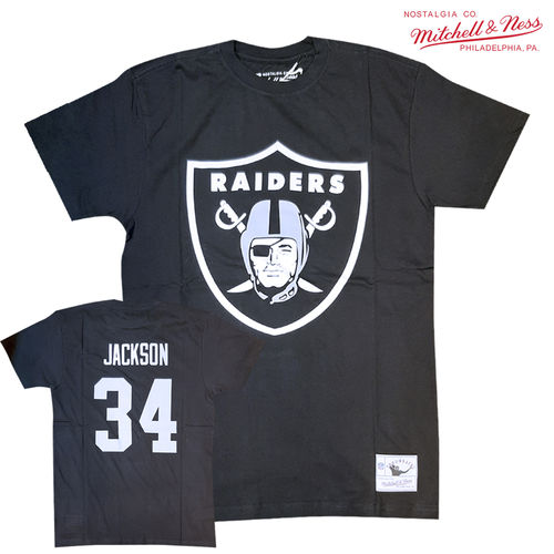 L.A. Raiders Bo Jackson t-shirt