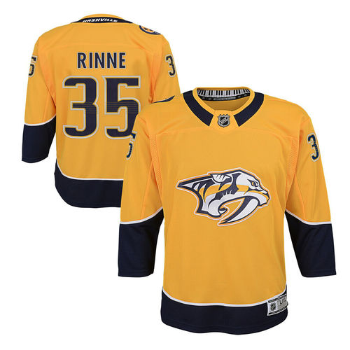 Nashville Predators Rinne Replica Matchtröja Youth