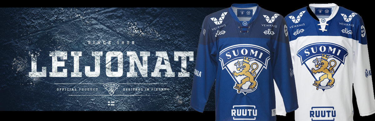 Official Team Finland products. Big assortment of fan gear with high  quality. Easy to order. Buy now! Quick delivery to all EU countries! d75a0d4db